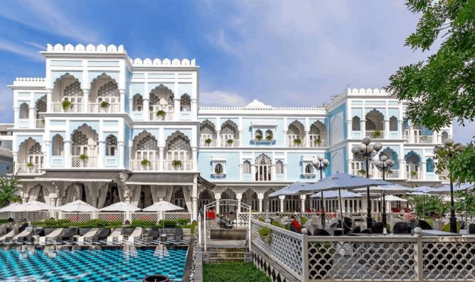 Khu nghỉ dưỡng TajmaSago resort