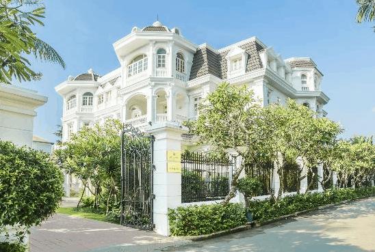 Khu resort Villa Song Saigon