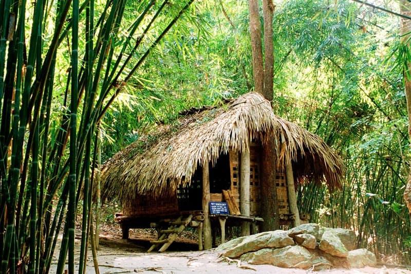 Khu di tích Tân Trào - lán Nà Lừa