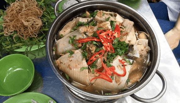 Lẩu cá đuối - Món ngon đặc sản Vũng Tàu