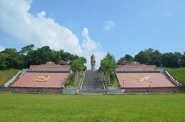 Khu di tích Tân Trào - nha Công An