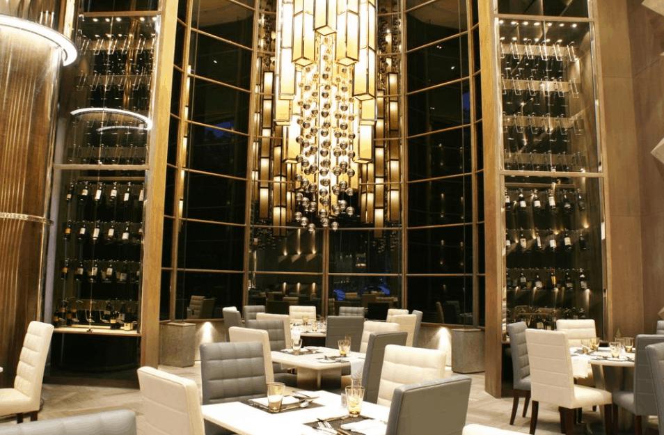 Nhà hàng sang trọng tại khách sạn New World Sài Gòn