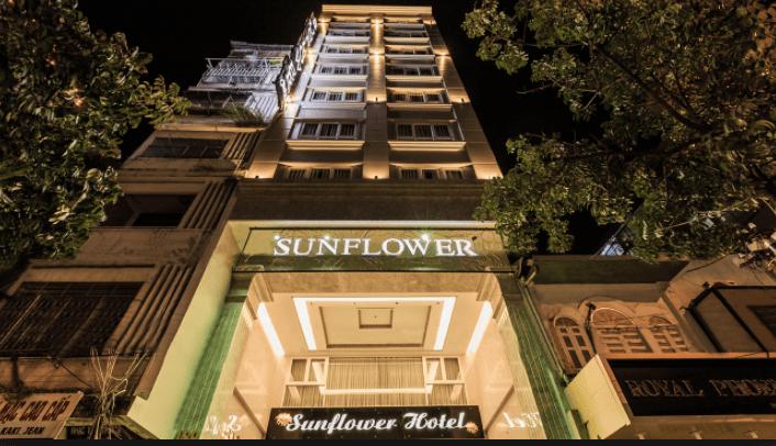Nhà nghỉ Sunflowers SaiGon