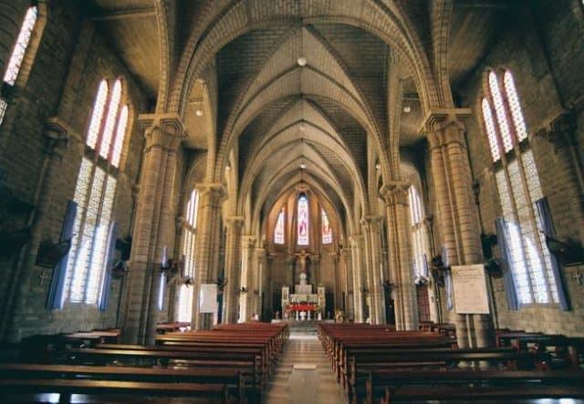 Giờ Thánh Lễ các nhà thờ ở Vũng Tàu mới nhất