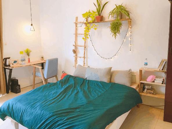 Những căn phòng với giường nhỏ ấm cúng, đáng yêu (Ảnh: ST)