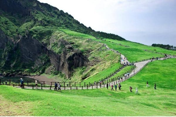 núi Seongsan