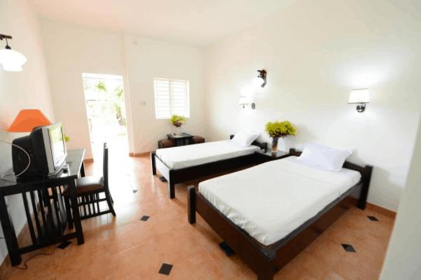 Hình ảnh phòng nghỉ tại Tanja Resort