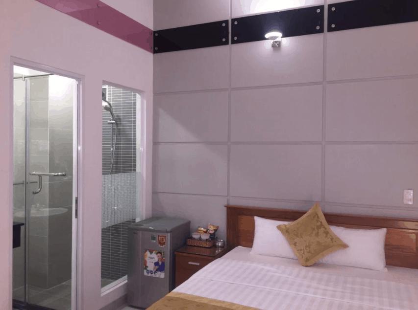 Phòng nghỉ tại nhà nghỉ Toan Thong Sài Gòn