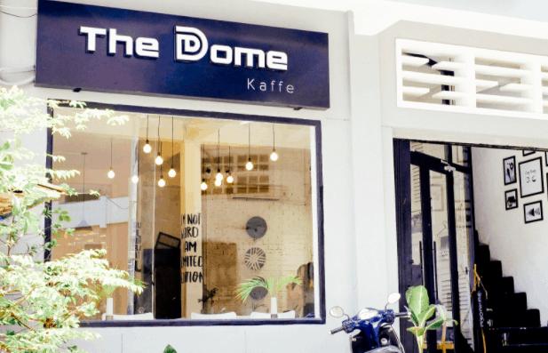 quan ca phe The Dome Kaffe