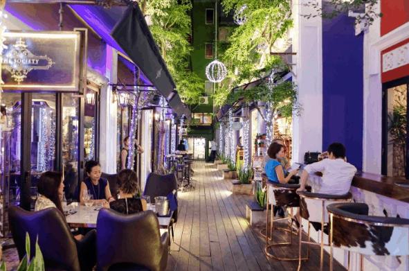 Saigon Garden là địa điểm check-in lý tưởng