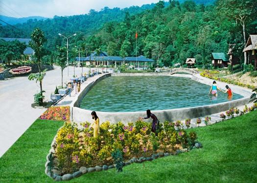 Khu du lịch sinh thái Sơn Kim
