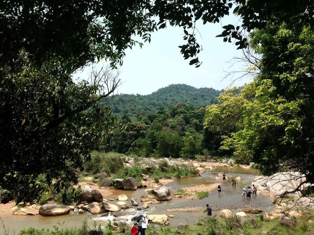 Khung cảnh thiên nhiên thơ mộng ở Sơn Kim 01