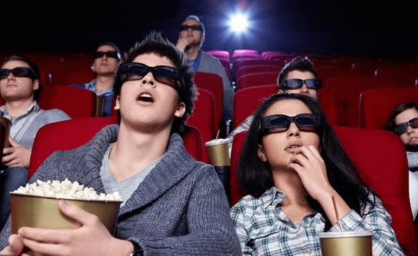Tận hưởng những bộ phim hay cùng bạn bè, người thân