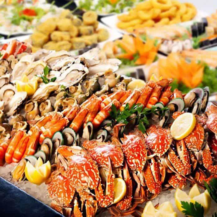 Vũng Tàu là nơi có nhiều món hải sản tươi ngon