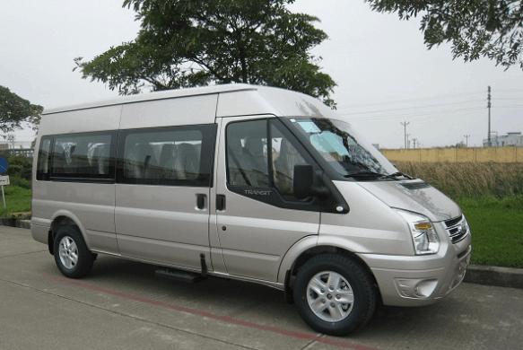 Xe 16 chỗ phù hợp cho những chuyến du lịch tập thể