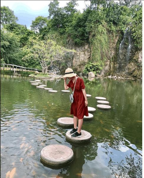 Cảnh quan khu du lịch Bửu Long (ảnh ST)