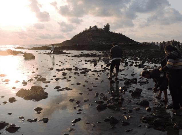 hiện tượng biển rẽ đường