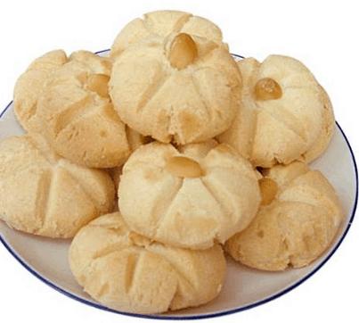 Bánh hạnh nhân (Ảnh ST)