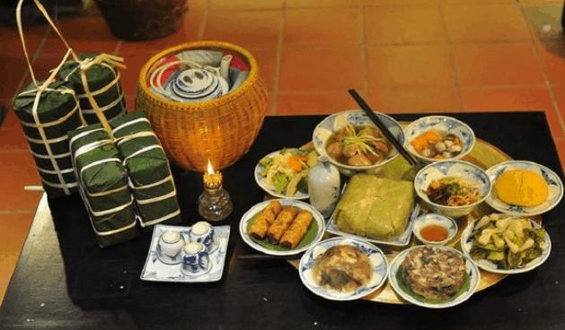 Những món ăn ngon trong ngày tết ở miền Nam (Ảnh ST)