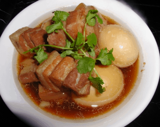 Thịt kho tàu (Ảnh ST)