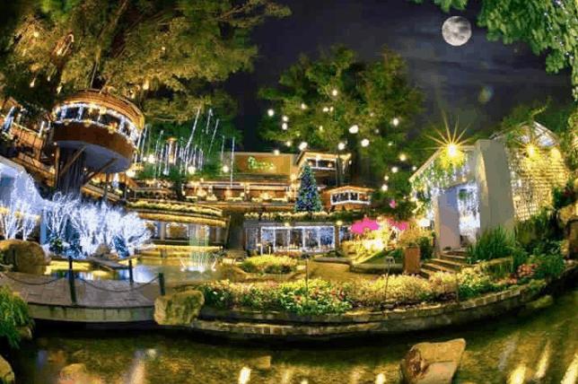 Vẻ đẹp của Du Miên Garden cafe (Ảnh ST)