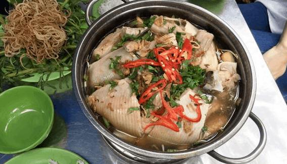 Lẩu cá đuối - Ăn là mê