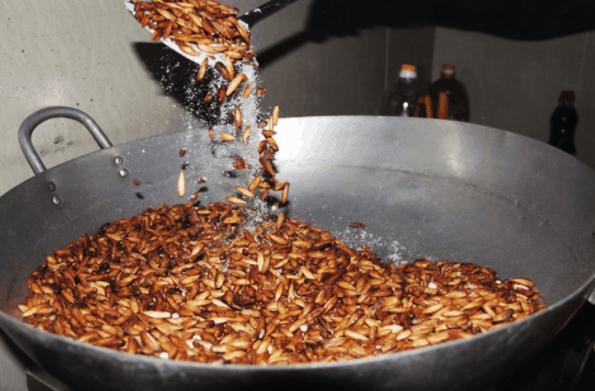 Mứt hạt bàng - Món quà du lịch Côn Đảo
