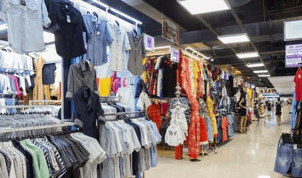 Sense Market - Thiên đường mua sắm dưới lòng đất