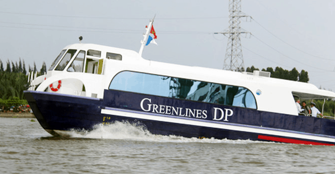 Tàu cánh ngầm Greenlines