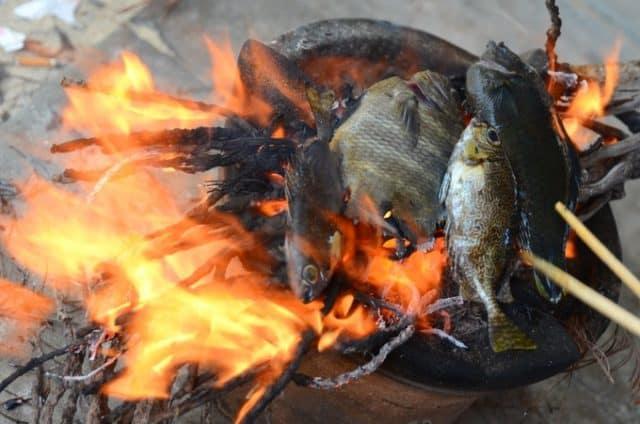 Thưởng thức các loại hải sản tươi ngon (Ảnh sưu tầm)