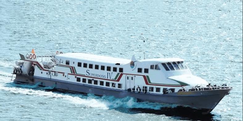 Tàu cao tốc Superdong Sóc Trăng - Côn Đảo