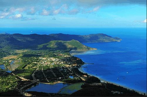 Côn Đảo - thiên đường du lịch