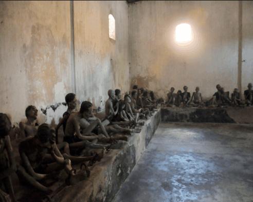 Dinh chúa đảo là bộ máy đầu não cai quản tù nhân ở nhà tù Côn Đảo