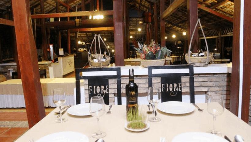 Nhà hàng chuyên phục vụ du khách những món ăn dinh dưỡng nhất