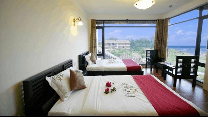 Thiết kế phòng ngủ đầy đủ nội thất hiện đại nhất