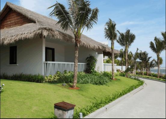 Resort tọa lạc ngay trung tâm Mũi Né