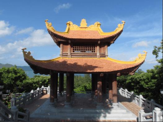 Chốn thanh bình chùa Núi Một