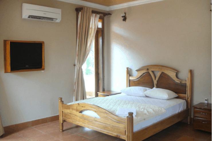 Thiết kế phòng ngủ của khu nhà VIP