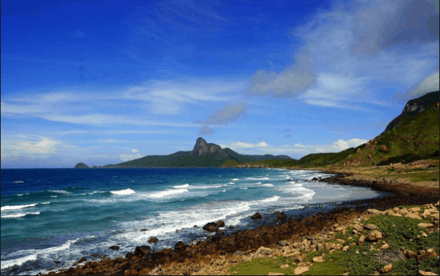 Vẻ đẹp nguyên sơ của Côn Đảo vì không bị khai phá du lịch