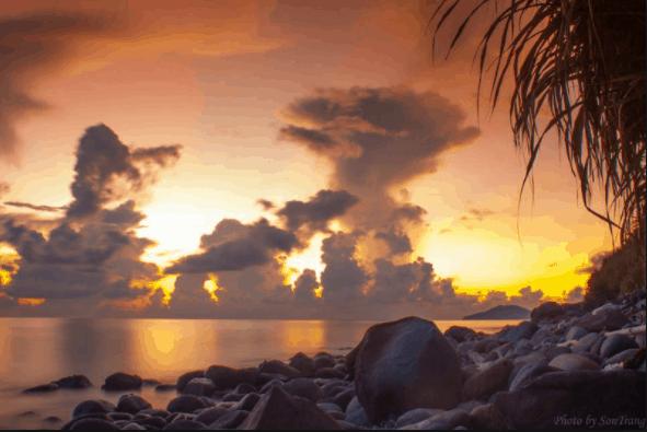 Đảo hoang trên Côn Đảo là một nơi thần bí
