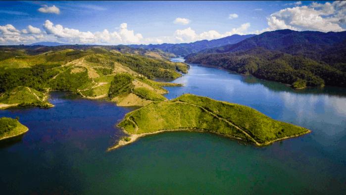 Đồng Nai vừa có núi có rừng, vừa có sông có hồ