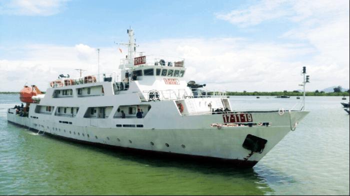 Tàu CQ-03 Vũng Tàu - Côn Đảo