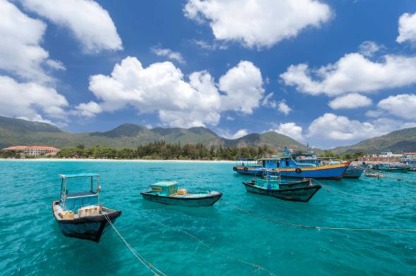 Thiên đường du lịch Côn Đảo