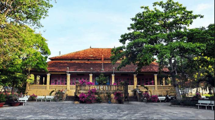 Dinh Chúa Đảo - nơi lưu giữ lịch sử Côn Đảo