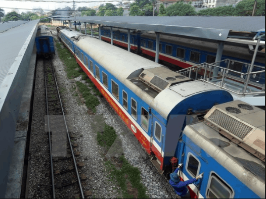 Di chuyển đến Đồng Nai bằng đường sắt