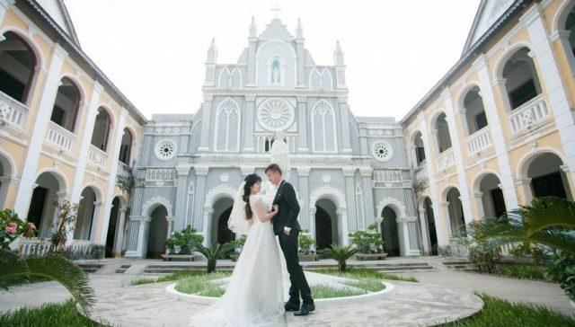 Đây là địa điểm khá lý tưởng để chụp ảnh cưới( Ảnh sưu tầm)