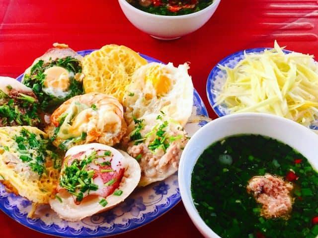 Những quán bánh căn Nha Trang nổi tiếng ngon nức nở - Vntrip.vn