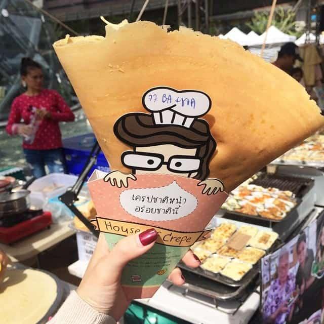 Món bánh crepe siêu hấp dẫn mà lại đáng yêu nữa (ẢNH ST)