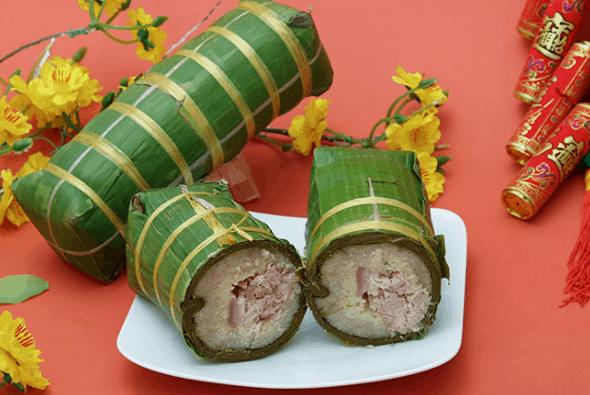 Bánh tét miền Trung
