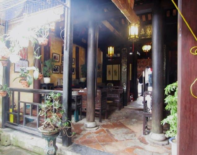 Nét kiến trúc Á Đông cổ kính